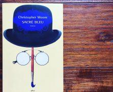 Recensione: Christopher Moore, Sacre Bleu, Elliot edizioni