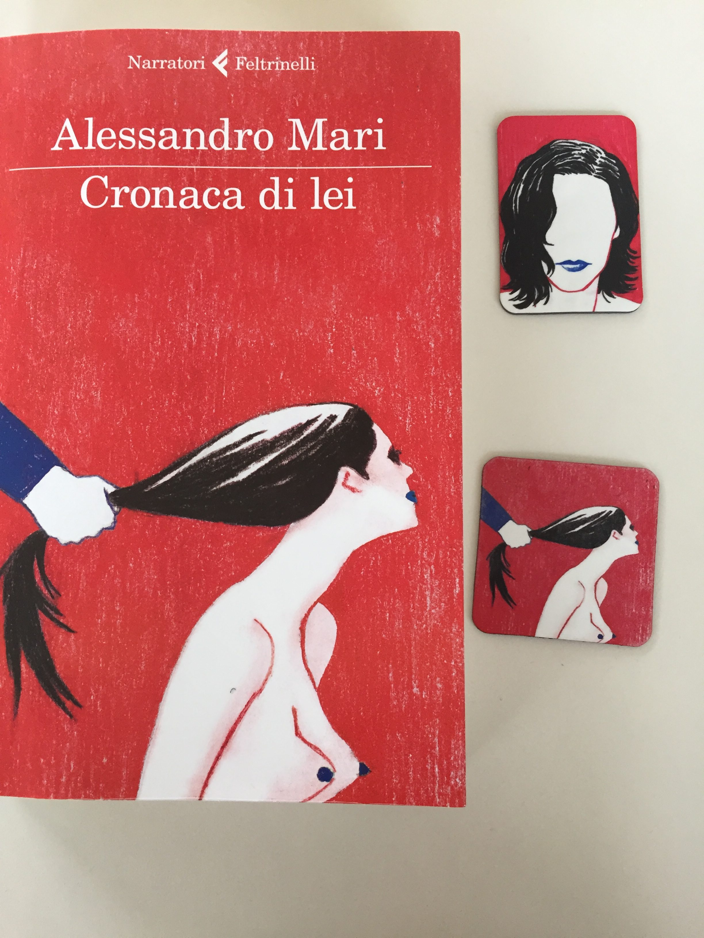 Recensione: Alessandro Mari, Cronaca di Lei, Feltrinelli Editore