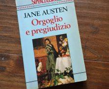 Recensione: Jane Austen, Orgoglio e pregiudizio